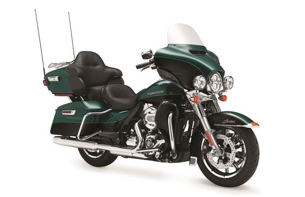 Harley-Davidson Electra Glide Ultra Limited (Foto: Divulgação)