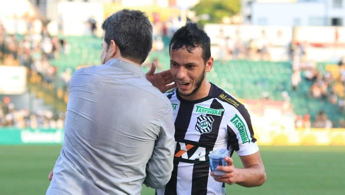 argel yago figueirense (Foto: Luiz Henrique / FFC)