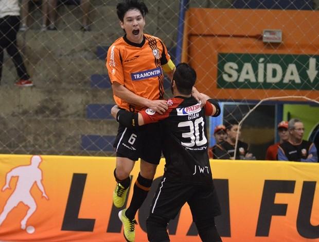 Daniel Carlos Barbosa Florianópolis Liga Futsal (Foto  Ulisses Castro Jornal  Contexto) 406671725965f