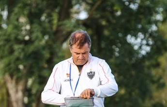 Aguirre faz esquema de 48 horas de concentração para jogo contra Racing