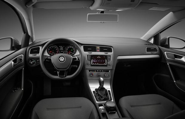 Volkswagen Golf Comfortline (Foto: Divulgação)