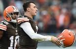Polícia investiga quarterback Johnny Manziel por agressão à ex-namorada (AFP)