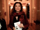 Marisa Orth vai ao teatro em São Paulo