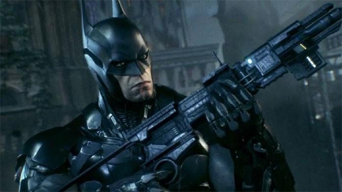 Batman Arkham Knight é um dos games na PSN (Foto: Divulgação/Warner)