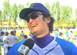 Hirofumi Takamaru mora em Cuiabá e acredita na vitória do Japão (Foto: Reprodução/TVCA)
