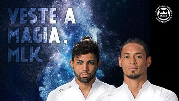 Camisa Santos (Foto: Reprodução / Facebook)