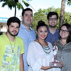 Alunos ganham Prêmio Gandhi 2016 (Ares Soares/Unifor)