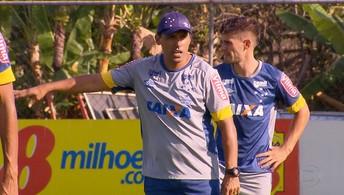 Com Mano suspenso, braço direito do treinador vai comandar o Cruzeiro contra o Vitória