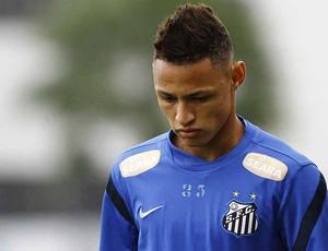 Neilton, atacante do Santos (Foto: Ricardo Saibun/Divulgação Santos FC)