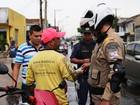 Mais de 80 veículos são apreendidos em operação da Guarda Municipal