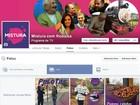 Mistura com Rodaika redes sociais facebook (Foto: Otávio Daros/RBS TV)