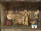 Casal tem coleção com quase 900 presépios em Guaratinguetá, SP