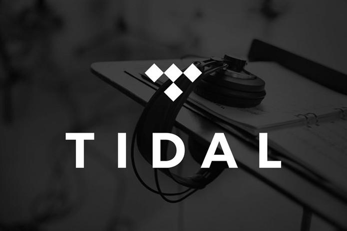 Tidal Logo (Foto: Reprodução/Maria Clara Pestre)