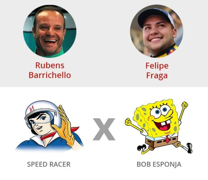cards_stockcar_rubinho_e_fraga_desenho (Foto: .)