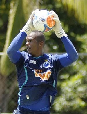 Goleiro Elisson Cruzeiro (Foto: Divulgação\ Cruzeiro)