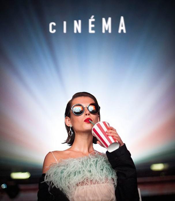 Prada divulgou um curta-metragem para promover nova linha de óculos (Foto: Divulgação)