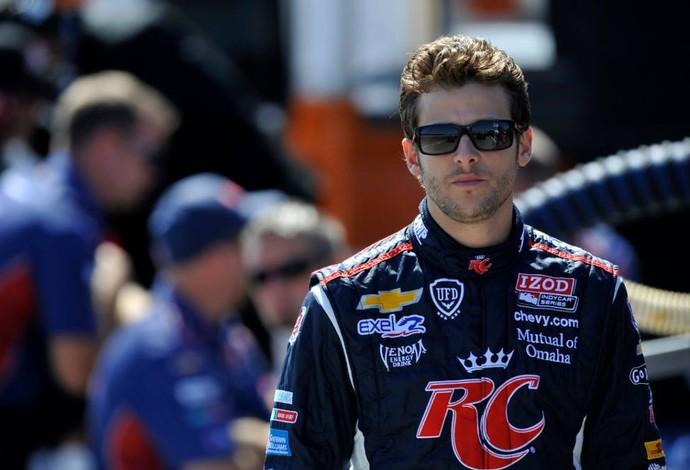 Filho de Michael Andretti, que terá um time na F-E, o americano Marco Andretti é um dos nomes confirmados (Foto: Divulgação)