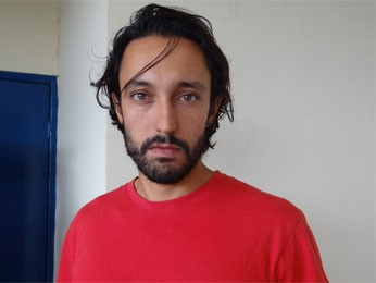 Italiano Filipo Santini estudou, no Recife, acessibilidade ao SUS (Foto: Lorena Aquino/G1)