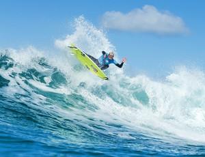 surfe Mick Fanning Bells Beach Mundial final (Foto: WSL)