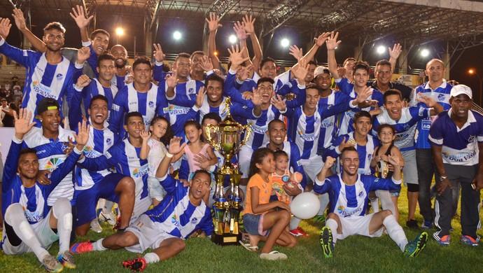 São Raimundo-RR sagra-se campeão roraimense pela quinta vez (Foto: Ivonisio Júnior)
