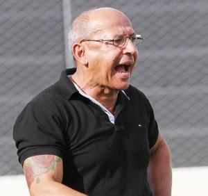 Neto Maradona, treinador do Nacional de Patos (Foto: Magnus Menezes / Jornal da Paraíba)