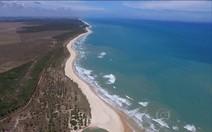 Praia de Pituba, em Alagoas