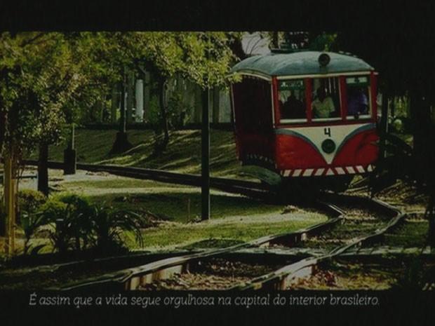 Reprodução do horário político em Campinas, legendado (Foto: Reprodução)