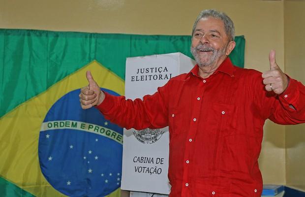 Lula começa trabalho para disputar Planalto em 2018