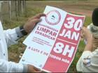 Rio Claro, SP, participa do mutirão contra a dengue no próximo sábado