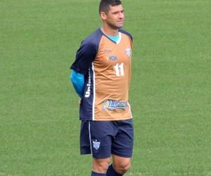 William Avaí (Foto: Renan Koerich)