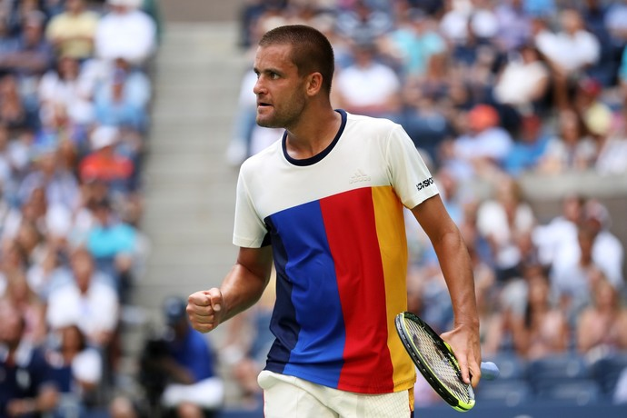 Mikhail Youzhny US Open (Foto: Matthew Stockman/Getty Image)