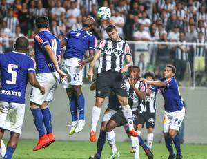 Atlético-MG x Cruzeiro, no Independência