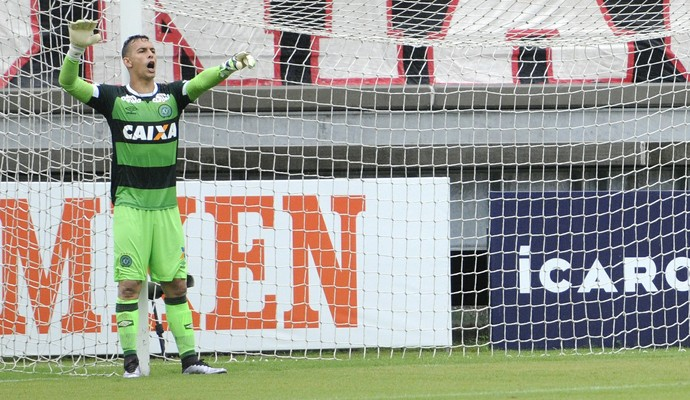 Danilo Chapecoense (Foto: Cleberson Silva/Chapecoense)