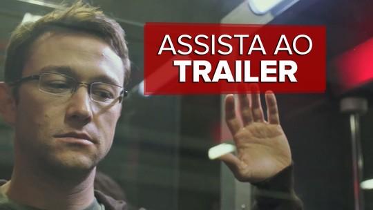 'Snowden', de Oliver Stone, transforma protagonista em herói; G1 já viu