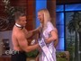 Gwyneth Paltrow ganha show de strippers em programa de TV. Assista