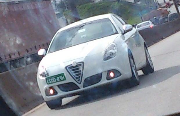 Alfa Romeo Giulietta (Foto: Anderson Antonio/VC no AutoEsporte)
