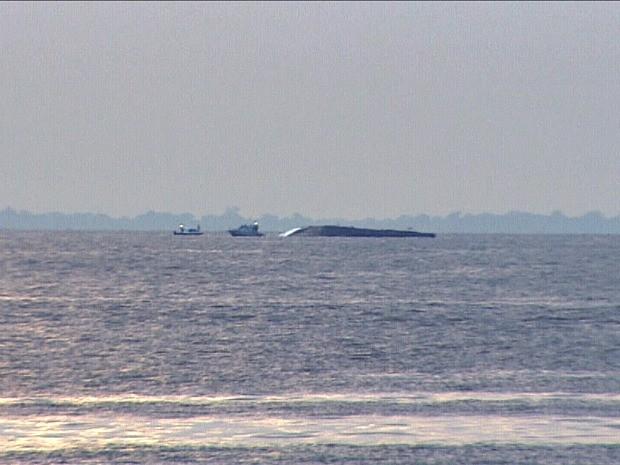 barco manaus (Foto: Reprodução/TV Amazonas)