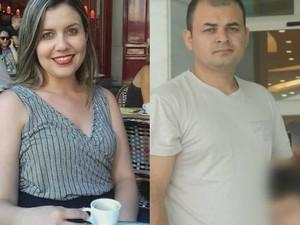 Rafaella Xavier, de 31 anos, e Fábio Xavier, de 35 anos, estavam entre as vítimas (Foto: Reprodução/Rede Amazônica)