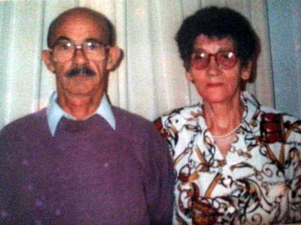 José e Elvira foram casados durante 65 anos (Foto: Arquivo Pessoal/Neide Ferreira)