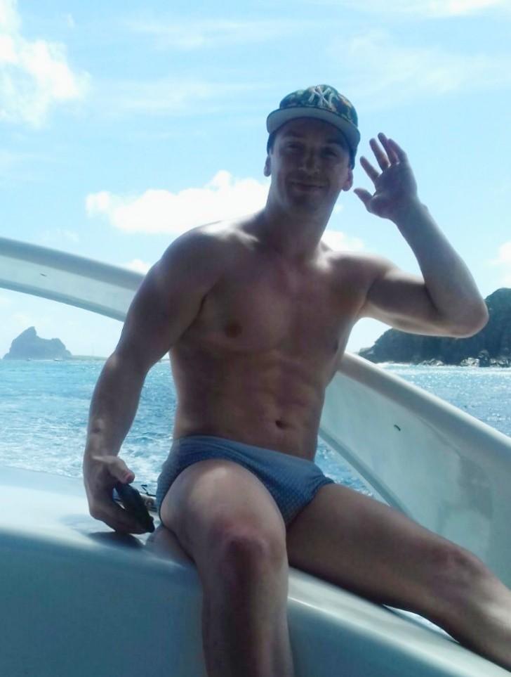 Diego Hypólito na Nave 2