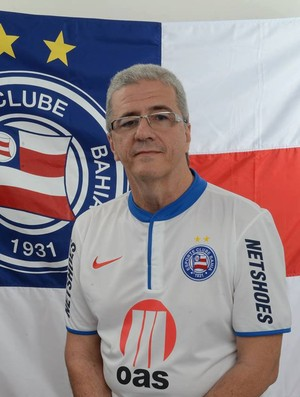 Antonio Tillemont; candidato a presidência do Bahia (Foto: Reprodução / Facebook)