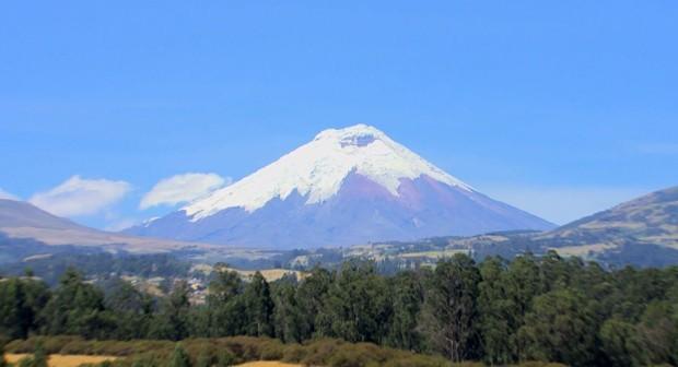 Terra da Gente registra paisagem paradisíaca nos Andes equatorianos (Foto: Reprodução / EPTV)
