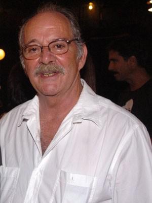 O ator Cláudio Marzo (Foto: João Miguel Júnior/Globo)