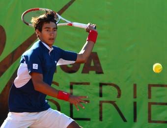 Igor Marcondes tenista São José dos Campos (Foto: Cleon Medeiros/Divulgação)