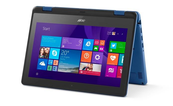 O Acer R11 é compacto e poderoso (Foto: Divulgação/Acer)