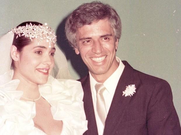 Christiane Torloni e Nuno Leal Maia em