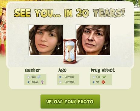 screenshot de In 20 Years