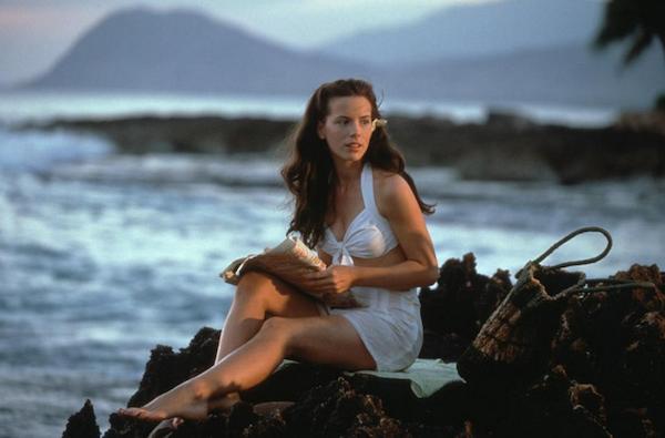A atriz Kate Beckinsale em cena de Pearl Harbor (2001) (Foto: Reprodução)