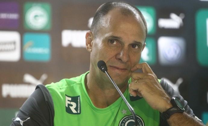 Wagner Lopes, técnico do Goiás (Foto: O Popular)