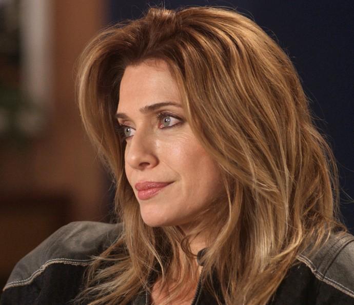 Lenita vai até São Paulo para terminar com Felipe (Foto: TV Globo)